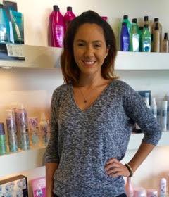 Alary Castillo - Salon Coordinator