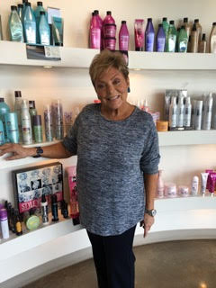 Cindy Wood - Salon Coordinator